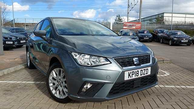 SEAT Ibiza 1.0 MPI (75ps) SE Design 5-Door